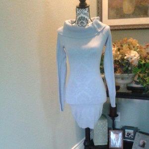 3/$30 Beautiful powder blue NWOT sweater dress